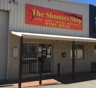 Shooters Shop - Guns, Firearms, Ammo, Archery